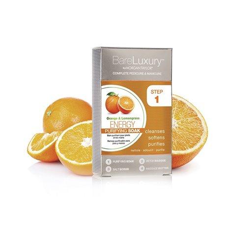 Energy Orange & Lemongrass 4 Pack